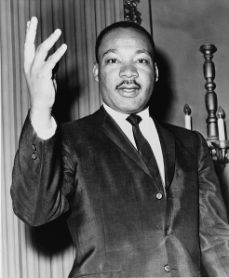 Martin Luther King, Jr. Source: Library of Congress. New York World-Telegram & Sun Collection. http://hdl.loc.gov/loc.pnp/cph.3c26559